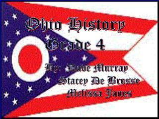 Ohio History Grade 4