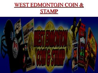 West Edmonton Coin and Stamp Store for NHL Jerseys