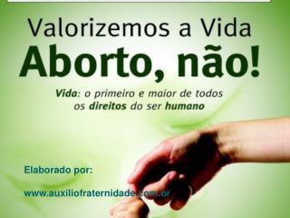 aborto não