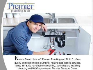 Premier Plumbing Company