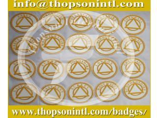 Royal Arch apron badge