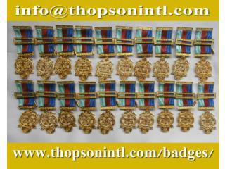 Masonic royal arch breast jewels