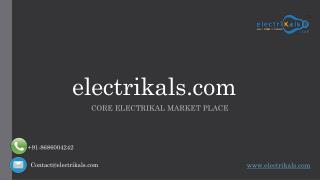 GLOSTER Cables&Wires | electrikals.com