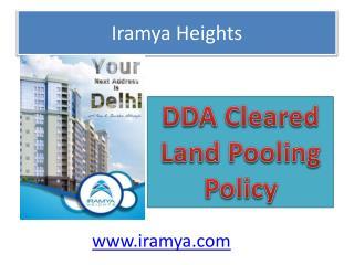 land pooling policy iramya.com