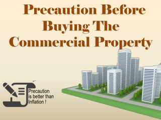 Buy Commercial property in noida extension