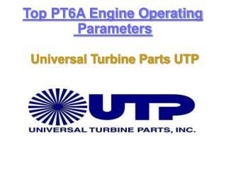 Top PT6 Engine For Sale In Best Prizes