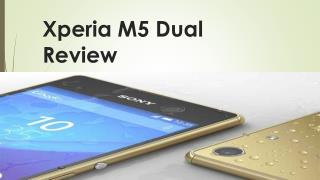 Xperia M5 Dual Review