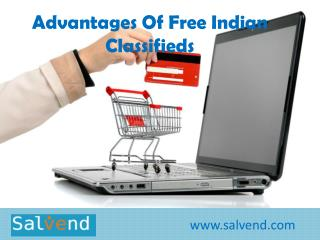 Advantages Of Free Indian Classifieds