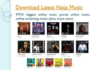 Download Naija Hit Tracks