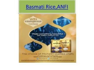 "Amira Nature Foods Ltd (""ANFI"")."