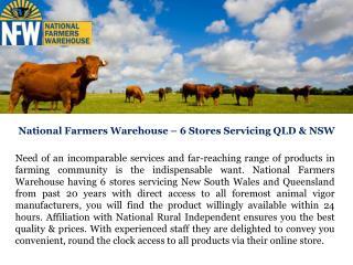 National Farmers Warehouse