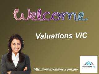 Get Essential Property Valuations By Valuations VIC