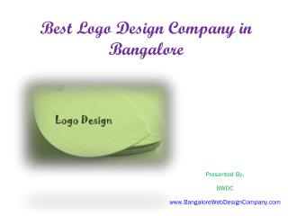Best Logo Design Company in Bangalore