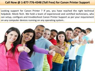 Canon Contact Number  || 1-877-776-4348 number toll free