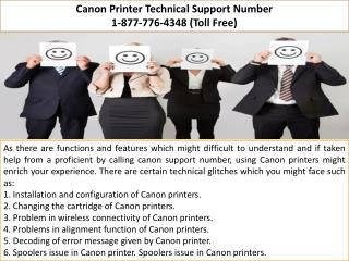 Canon Contact Number  ||| 1-877-776-4348 number toll free