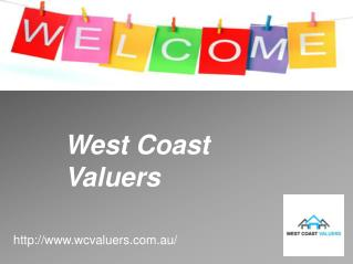 Residential Property Valuations By West Coast Valuers In Perth