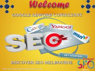 Google Adword Consultant Melbourne