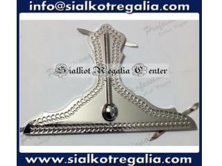 Craft Gauntlet Jewel silver