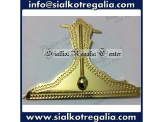 Masonic Craft jewel Gold