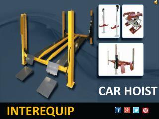 Car Hoist | Vehicle Hoist | Automotive Equipments