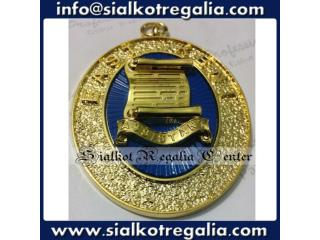 Craft provincial registrar collar jewels