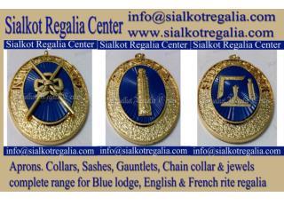 Masonic Craft Provincial collar jewels