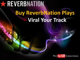 Where to Buy ReverbNation plays?