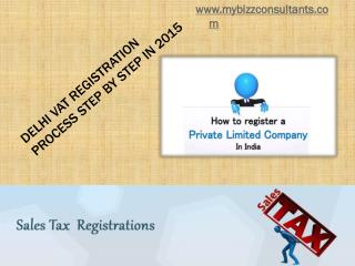 VAT Registration in Delhi