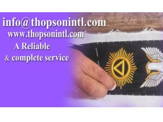 Masonic 30 Rose Croix Sash