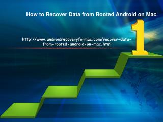 How to Recover Data from Rooted Android on Mac