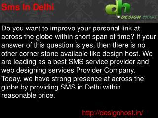 SMS in Delhi