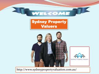 Nice Sydney Property Valuers for property valuation