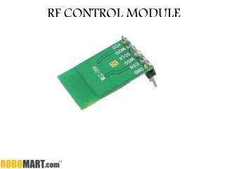 Rf Control Module-Robomart