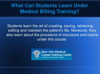 Secure Your Career With Professional Medical Billing Training