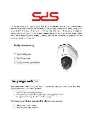 Ontdek De Nieuwste IP Camera's Op Stopdedief.Be