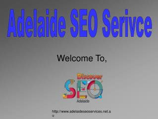 Internet marketing Adelaide SEO Services