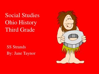 Social Studies Ohio History Third Grade