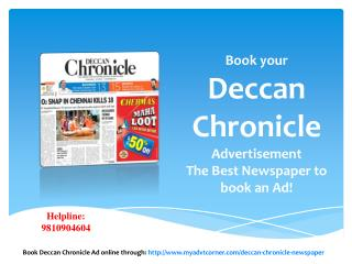 Advertisement-Booking-in-Deccan-Chronicle-Newspaper