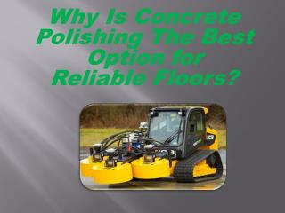 Concrete Polishing Indiana