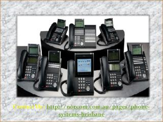 Phone Systems Brisbane for Your Business