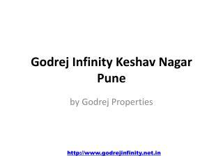 Godrej Infinity Godrej New Project Keshav Nagar Pune
