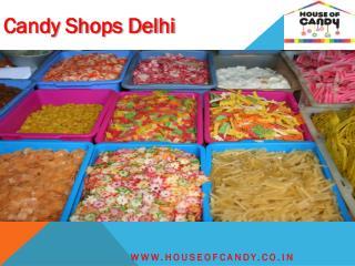 Candy Shops Delhi
