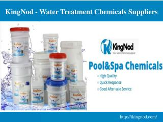 KingNod - Water Treatment Chemicals Suppliers