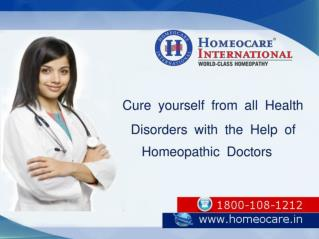 Homeopathic doctors | Homeocare International