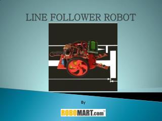 Line Follower Robot-Robomart