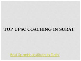 Top upsc coaching in surat
