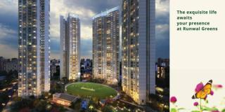 Runwal Greens is a project by Runwal Group
