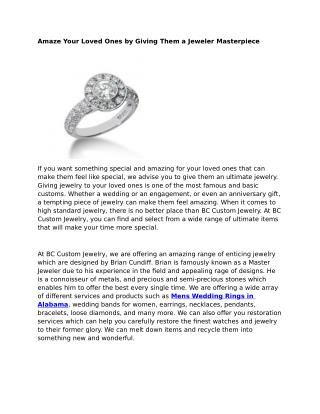 Wedding Band Ring Sets California