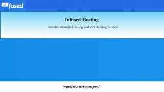 Reliable Website Hosting Services