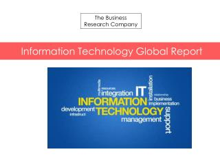 Information Technology Global Market